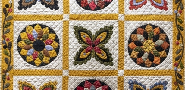 45th Annual Quilt Show |on display now