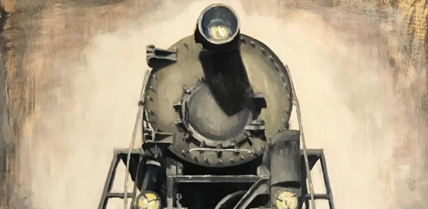 all aboard! |on display now
