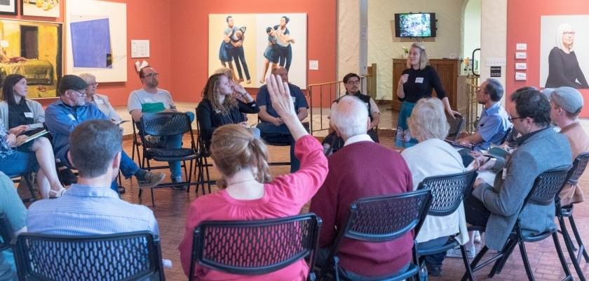 artist round table |may 22