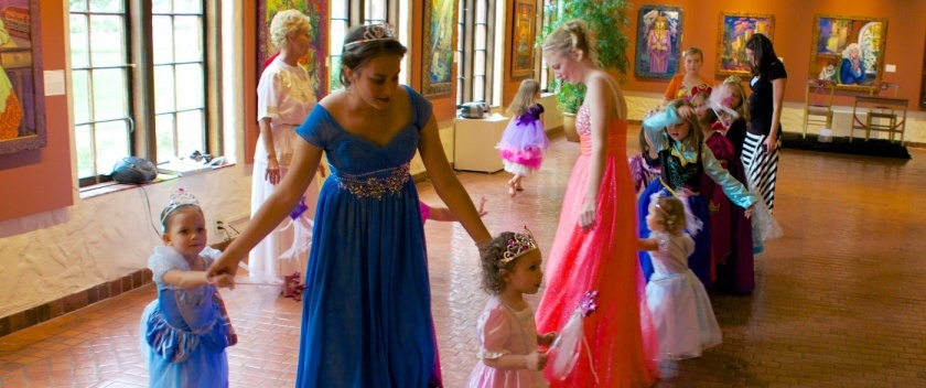 Princess Tea |tickets now available
