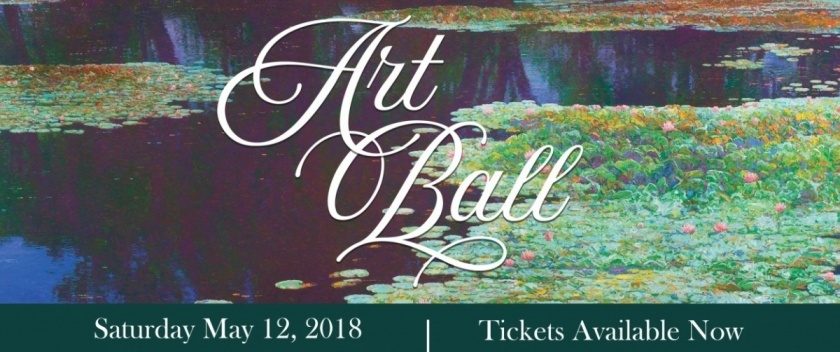 The Annual Art Ball|Tickets Available Now!